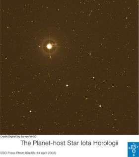 The drifting star: Astronomers 'listen' to an exoplanet-host star and find its birthplace