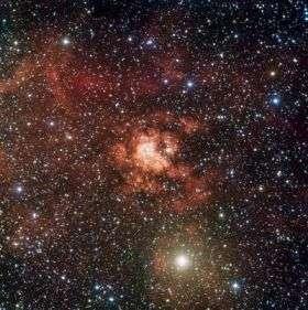 The Gum 29 Nebula