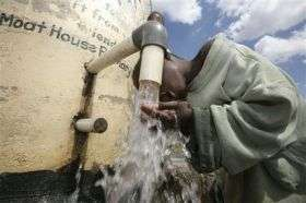 Zimbabwe: Cholera introduced by West (AP)