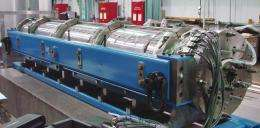 An Advance in Superconducting Magnet Technology Opens the Door for More Powerful Colliders