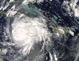 Atlantic and East Pacific Ocean Hurricane Seasons Begin for 2009