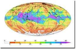 Climate models confirm more moisture in atmosphere attributed to humans