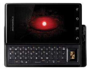 Droid smart phone