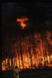 Fire influences global warming more than previously thought