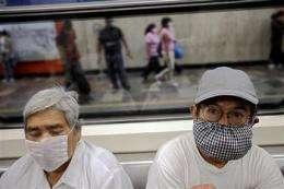 Health experts gauge flu outbreak (AP)