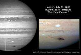 Jupiter had temporary moon for 12 years