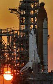 Weather looks great for Monday launch to Hubble (AP)