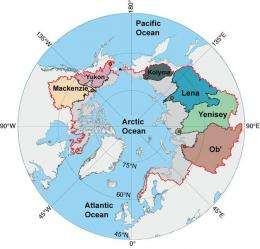 Researchers Establish Common Seasonal Patterns Among Bacterial Communities in Arctic Rivers