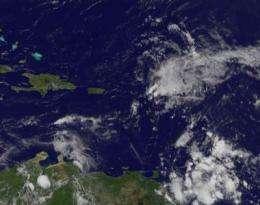NASA satellite reveals a depressed and disorganized Henri