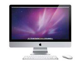 Apple updates iMac line, adds `multitouch' mouse (AP)
