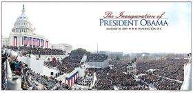 Mars Technology Helps Create Inauguration Mega-picture