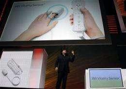 Microsoft, Sony take aim at Nintendo Wii at E3 (AP)