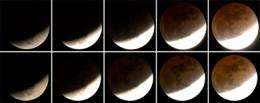 Moon Magic: Researchers Develop New Tool To Visualize Past, Future Lunar Eclipses