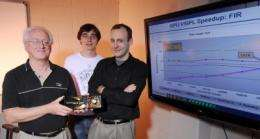 Programming tools facilitate use of video game processors for defense needs