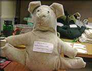 Student-Made 'Sustain-a-Bear' Puts Green Spin on Timeless Toy