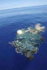 Scientists find 'great Pacific Ocean garbage patch'