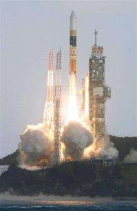 Japan launches 5th spy satellite (AP)