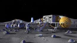 LRO to Help Astronauts Survive in Infinity