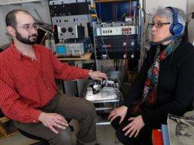 Good vibrations: Devices aid the deaf by translating sound waves to vibrations