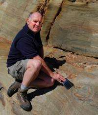 70 million-year-old dinosaur footprints have been found in various locations in New Zealand