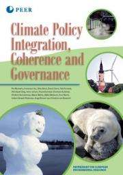 Climate change aims need to be better integrated