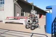 Slam dunk for future smart robots