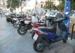 Access to motorbikes without taking a prior exam increases the number of accidents