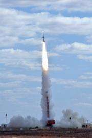 A hypersonics trial in Woomera, South Australia