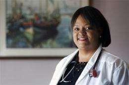 Ala. doctor could bring attention to moribund post (AP)