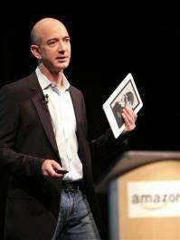 Amazon seeks more paths for sales with new Kindle (AP)