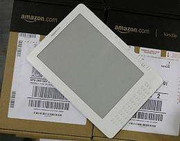 Amazon's new Kindle DX 9.7