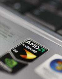 AMD sales better than expected, CPU demand rises (AP)