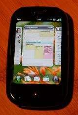 A new Palm Pre smartphone