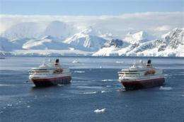 Antarctic nations plan tough new shipping controls (AP)