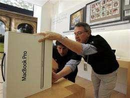 Apple fiscal 3Q profit jumps 15 percent (AP)