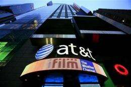 AT&T earnings fall, but iPhone cushions the blow (AP)