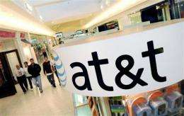 AT&T profit dips but wireless results strong (AP)