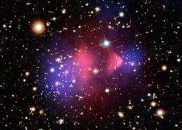 A Theory of Dark Matter