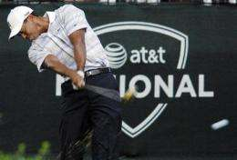 AT&T is latest to end Tiger Woods sponsorship
