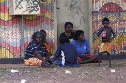 Australia tries tough love to heal Aboriginal woes (AP)
