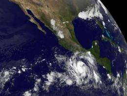 Baja California residents watching for Hurricane Rick