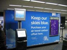 Carbon offests