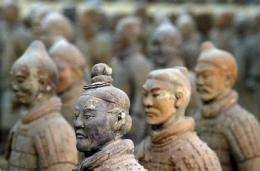 China plans new terracotta warrior excavation (AP)