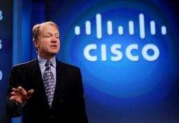 Cisco Chairman and CEO John Chambers