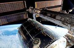 Columbus, one year on orbit