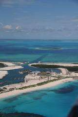Combining sun, sand and science in the Bahamas
