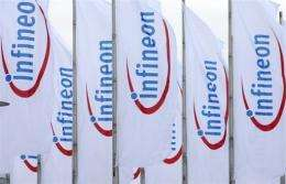 Current Infineon shareholders would get a preferential price on the new shares