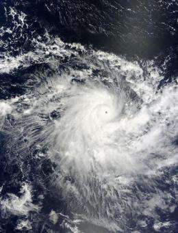 Cyclone Cleo back down to tropical storm status