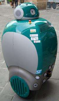 DustCart: Robot Trash Collector