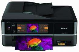 Epson Artisan 800 printer